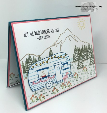 Glamper Mountain Adventure 2 - Stamps-N-Linger