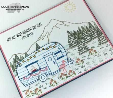 Glamper Mountain Adventure 4 - Stamps-N-Linger