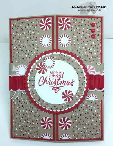 Hang Your Stocking Shutter Card 1 - Stamps-N-Lingers