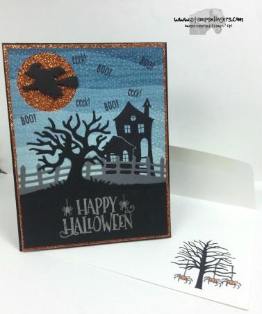 Spooky Fun Halloween Treat 7 - Stamps-N-Lingers