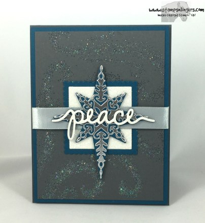 Star of Light Peace 1 - Stamps-N-Lingers