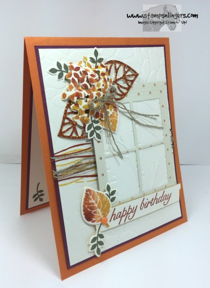 Thoughtful Branches Birthday Blossoms 2 - Stamps-N-Lingers