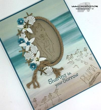 Wetlands Seaside Shore 4 - Stamps-N-Lingers