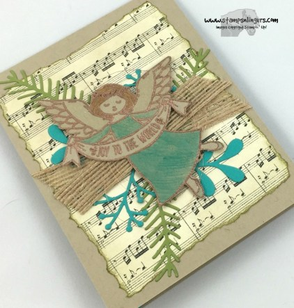 Wonder of Christmas Pines 4 - Stamps-N-Lingers