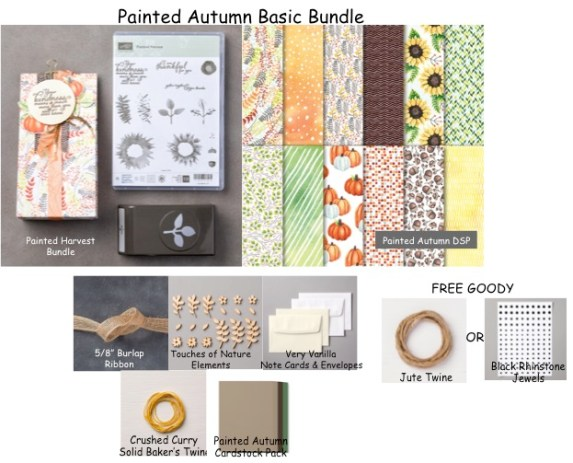 Painted Autumn Basic Bundle