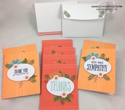 Paper Pumpkin August 2017 - Stamps-N-Lingers 4