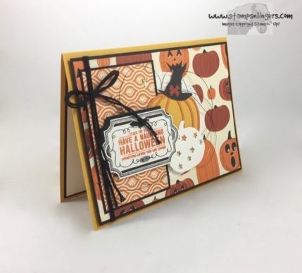 Labels and Pumpkins to Love - Stamps-N-Lingers 2