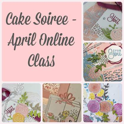 April Cake Soiree