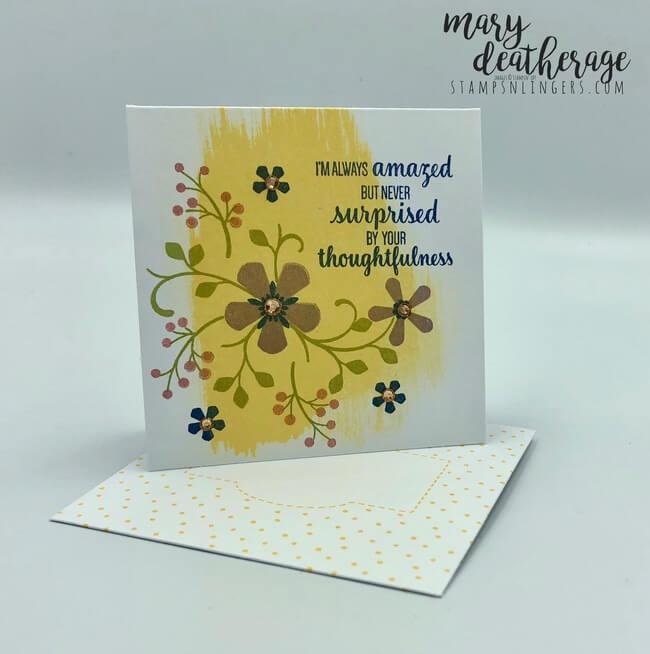 note card set Feminine Journey