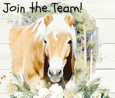 Join the Team - Cerah Watercolor