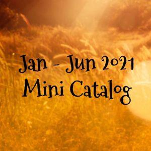Jan - Jun 2021 Mini Catalog