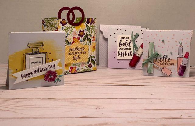 Best Dressed Note cards & envelopes
