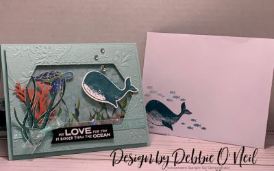 Whale Done! – Stampin' Up!