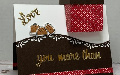 A Gift Box in a Card – Love You More Than – Stampin' Up!