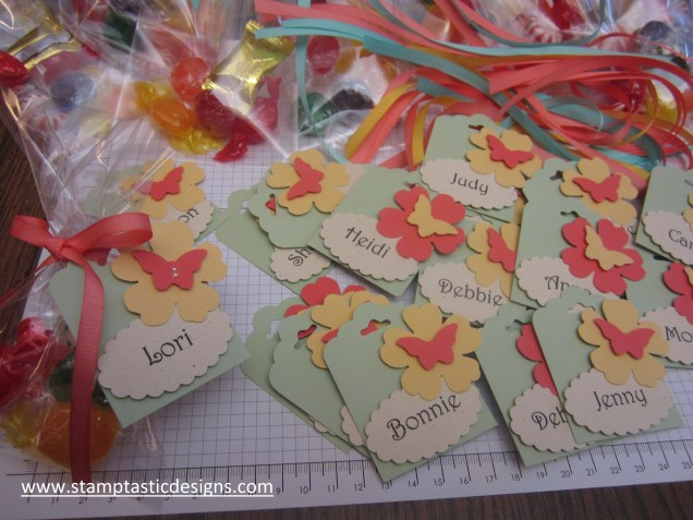 spring treat bags