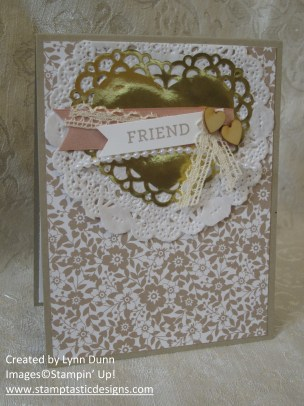 Love Blossoms Card 5