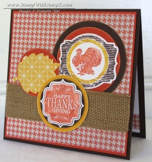 Harvest of Thanks