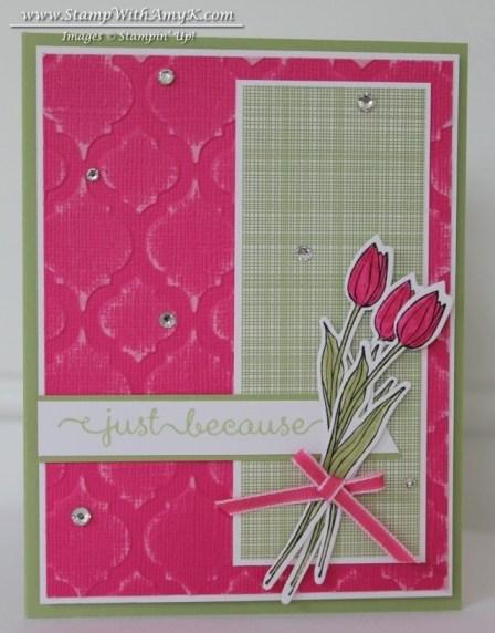 Backyard Basics - Stamp With Amy K