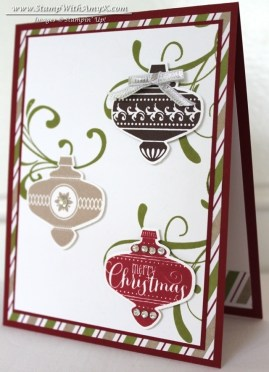 Christmas Collectibels 1 - Stamp With Amy K