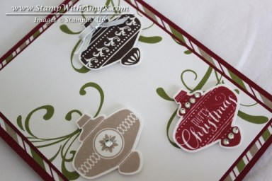 Christmas Collectibles 2 - Stamp With Amy K