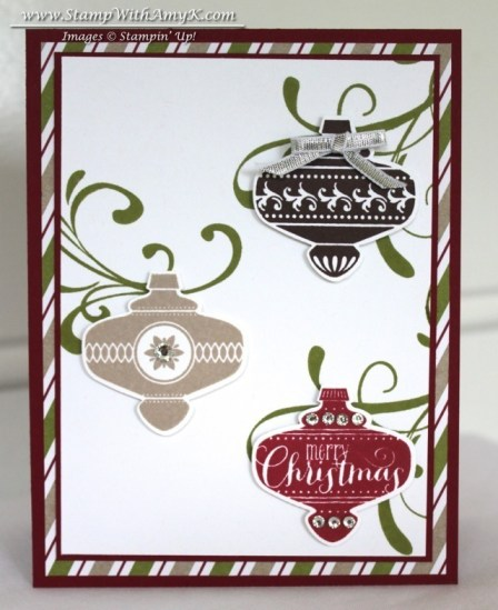 Christmas Collectibles - Stamp With Amy K
