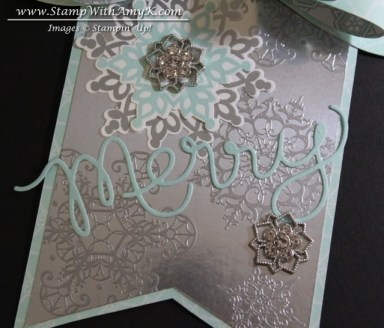 Festive Flurry -Stamp With Amy K