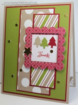 Another Thank You 2 - Stamp With Amy K