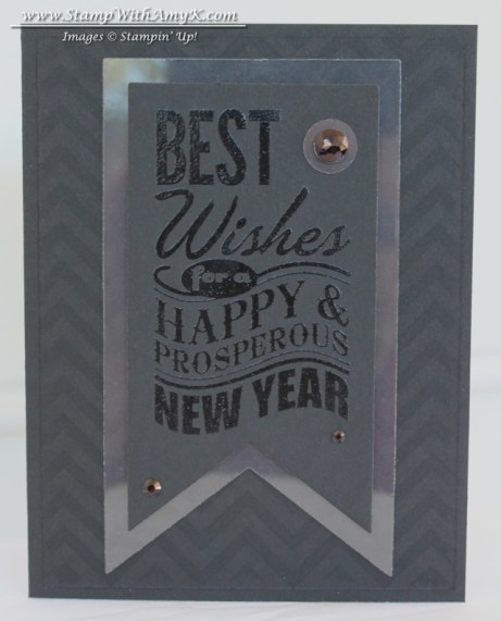best new year stamp with amy k