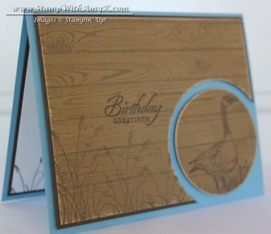 Hardwood - Stamp With Amy K