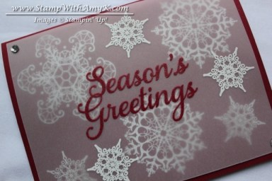 Joy to the World 1 - Stamp With Amy K