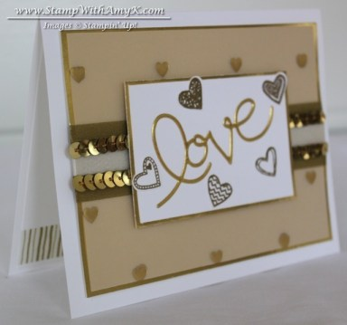 Language of Love 2-Stamp With Amy K