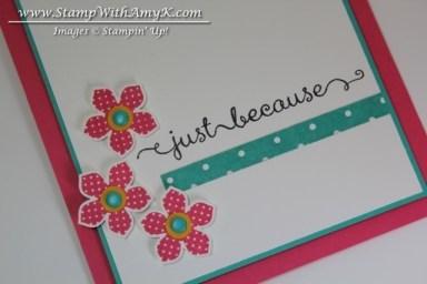 Petite Petals 2 - Stamp With Amy K