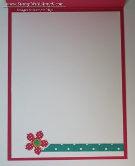 Petite Petals 3 - Stamp With Amy K
