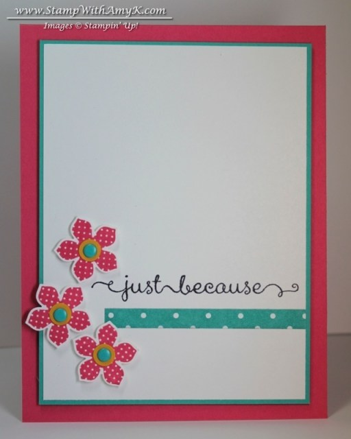 Petite Petals - Stamp With Amy K