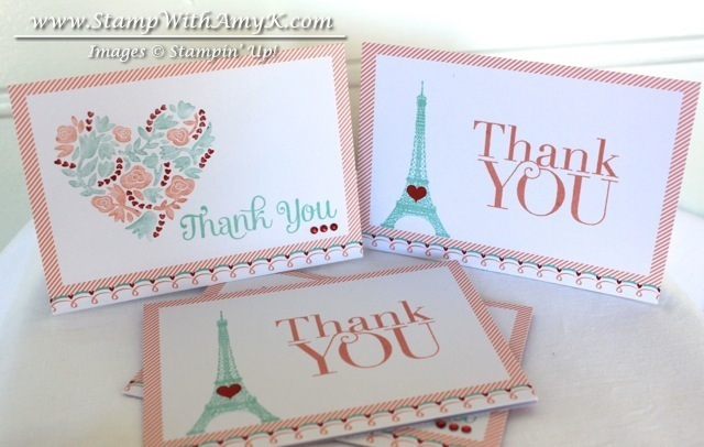 Sweet Sayings Cards - Stamp WIth Amy K