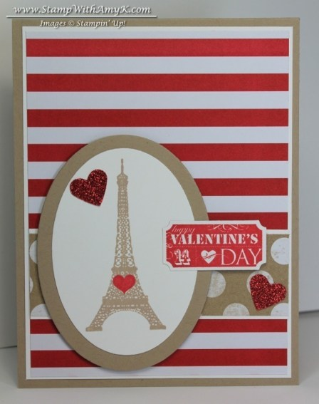 Follow My Heart - Stamp With Amy K