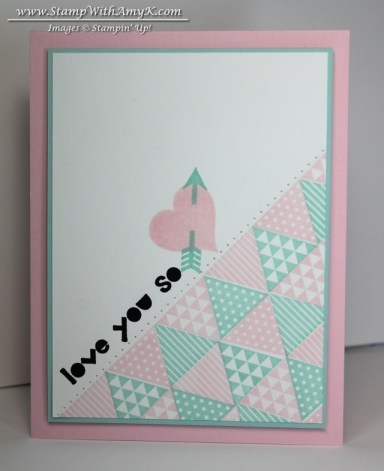 Geometrical - Stamp With Amy K