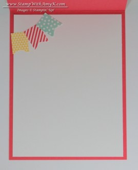 Banner Blast 4 - Stamp With Amy K