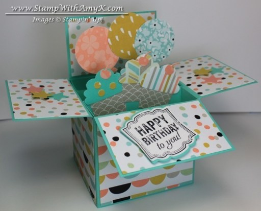 Label Love 1 - Stamp With Amy K