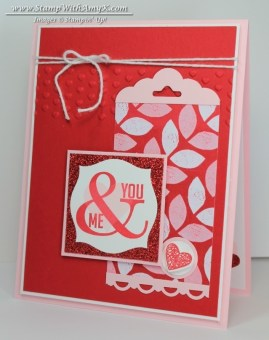 Perfect Pennants 2 - Stamp With Amy K