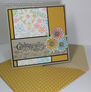 Best of Flowers - Stamp With Amy K