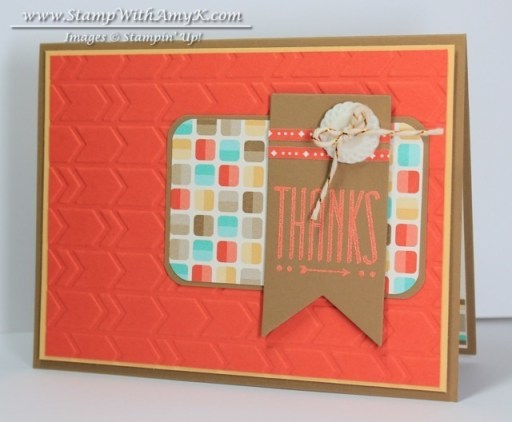 Hip Notes - Stamp With Amy K