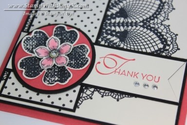Lacy & Lovely - Stamp With Amy K