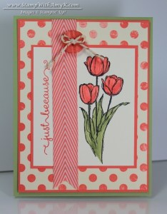 Blessed Easter 1 - Stamp With Amy K