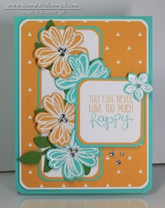 Flower Shop 1 - Stamp With Amy K