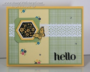Six-Sided Sampler - Stamp With Amy K