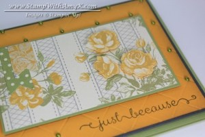 A Dozen Thoughts 3 - Stamp With Amy K