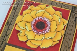 Blended Bloom 3 - Stamp With Amy K