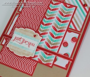 Label Love 3 - Stamp With Amy K