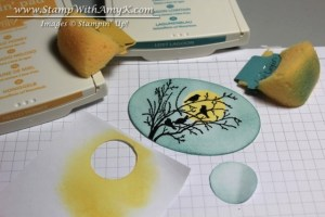 Serene Silhouettes 5 - Stamp With Amy K